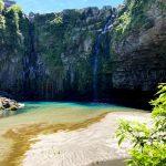 キングダムのロケ地 雄川の滝