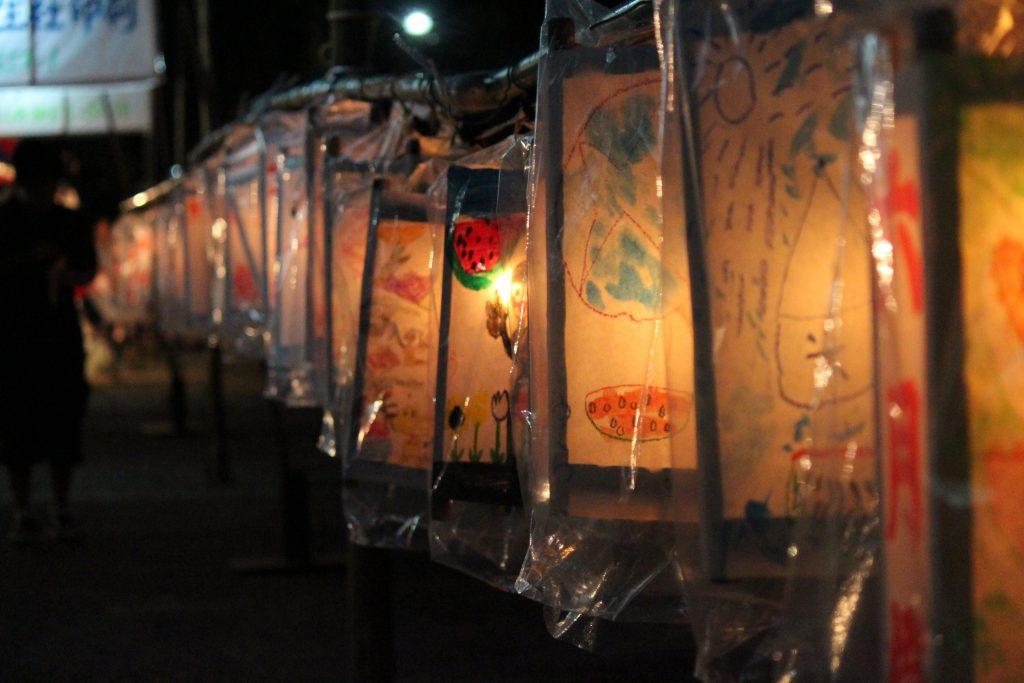 鹿児島神宮 六月灯